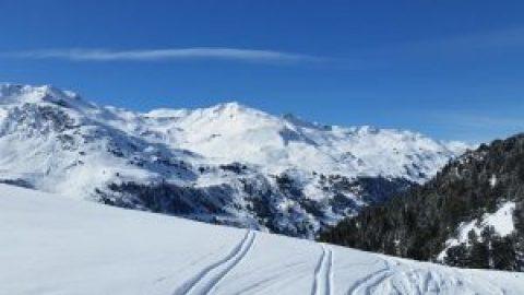 le flow… et la balade en montagne